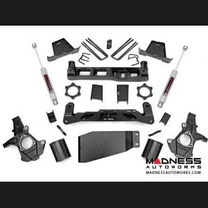 """Chevy Silverado 1500 4WD Suspension Lift Kit w/ Premium N3 Shocks - 7.5"""" Lift"""